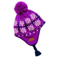 DARE2B CANDYGIRL HAT PURPLE STORM