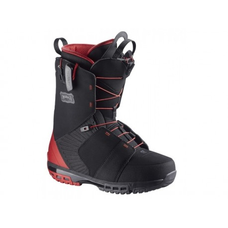 BOTAS SNOW DIALOGUE BLACK/Red/BLACK