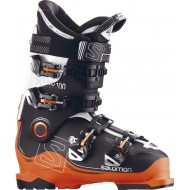 BOTAS ALPINAS X PRO 100 Black/Orange/WH