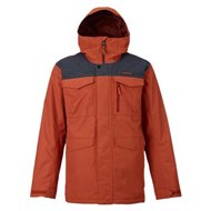 BURTON MB COVERT JK PICANTE/DENIM