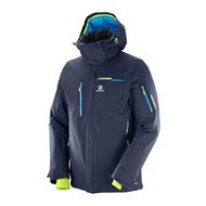 SALOMON BRILLIANT JACKET NIGHT SKY