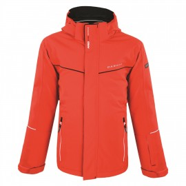 DARE 2B EXCLAIM JACKET FIERY RED