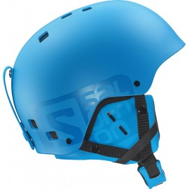 SALOMON CASCO BRIGADE Blue Matt