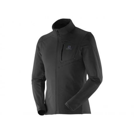 Pull SALOMON DISCOVERY FZ MIDLAYER M BLACK