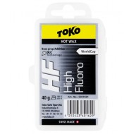 TOKO CERA NF HOT WAX BLACK 40G