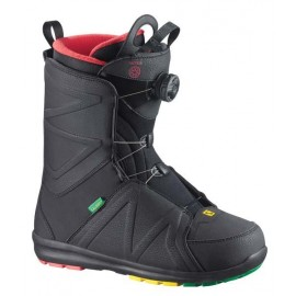 BOTAS SNOW FACTION BOA BLACK/RD/GR