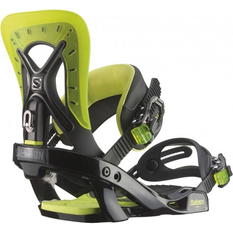 FIJACION SNOW BALANCE BLACK LIME