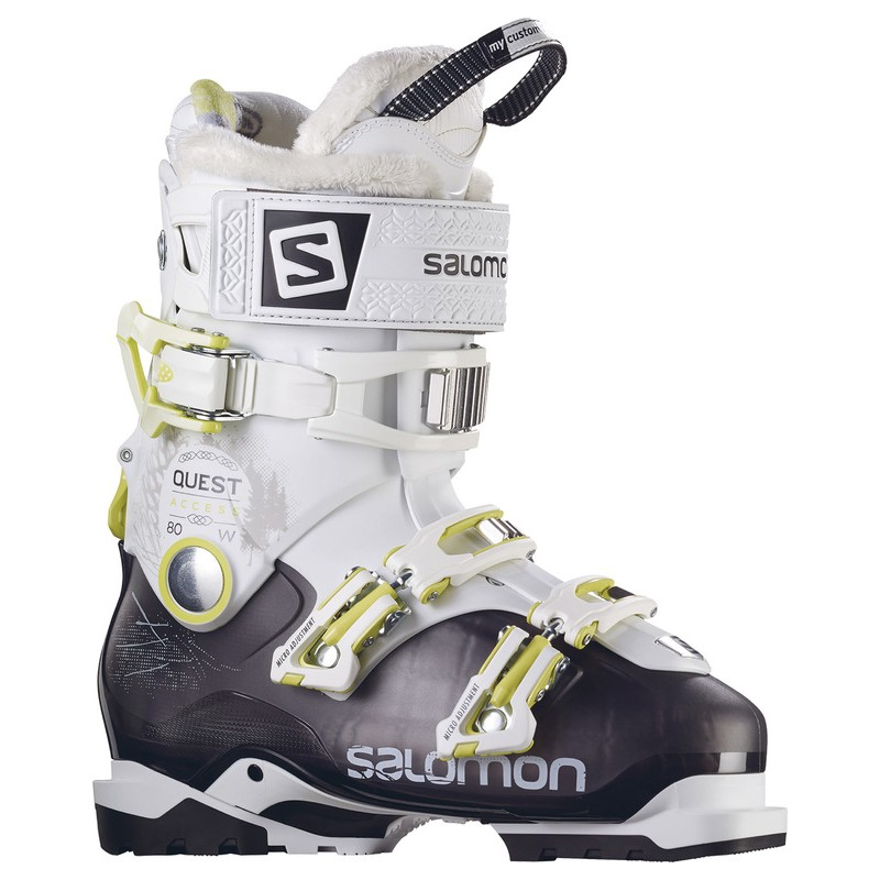 Salomon W Access Anthr Botas Quest Tr 80 Alpinas sdxohBQCtr
