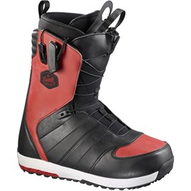 SALOMON BOTAS SNOW LAUNCH SYNTHETIC BLACK/QCK/BK