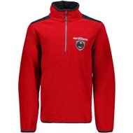 CMP BOY FLEECE SWEAT FERRARI