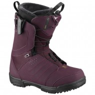 SALOMON SNOW PEARL BORDEAUX 18/19