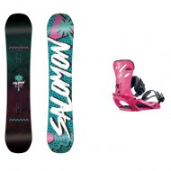 PACK SALOMON OH YEAH 2018 + RHYTHM PINK