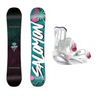 PACK SALOMON OH YEAH 2018 + SPELL WHITE 2018