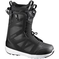 SALOMON LAUNCH BLACK BLACK WHITE