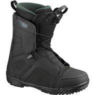 SALOMON BLACK BLACK GREEN