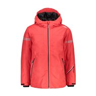 CMP BOY JACKET FIX HOOD FERRARI