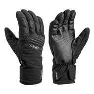 LEKI GLOVE SPACE GTX BLACK-RED