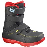 BOTAS SNOW WHIPSTAR BLACK/BRIGHT RED/BK